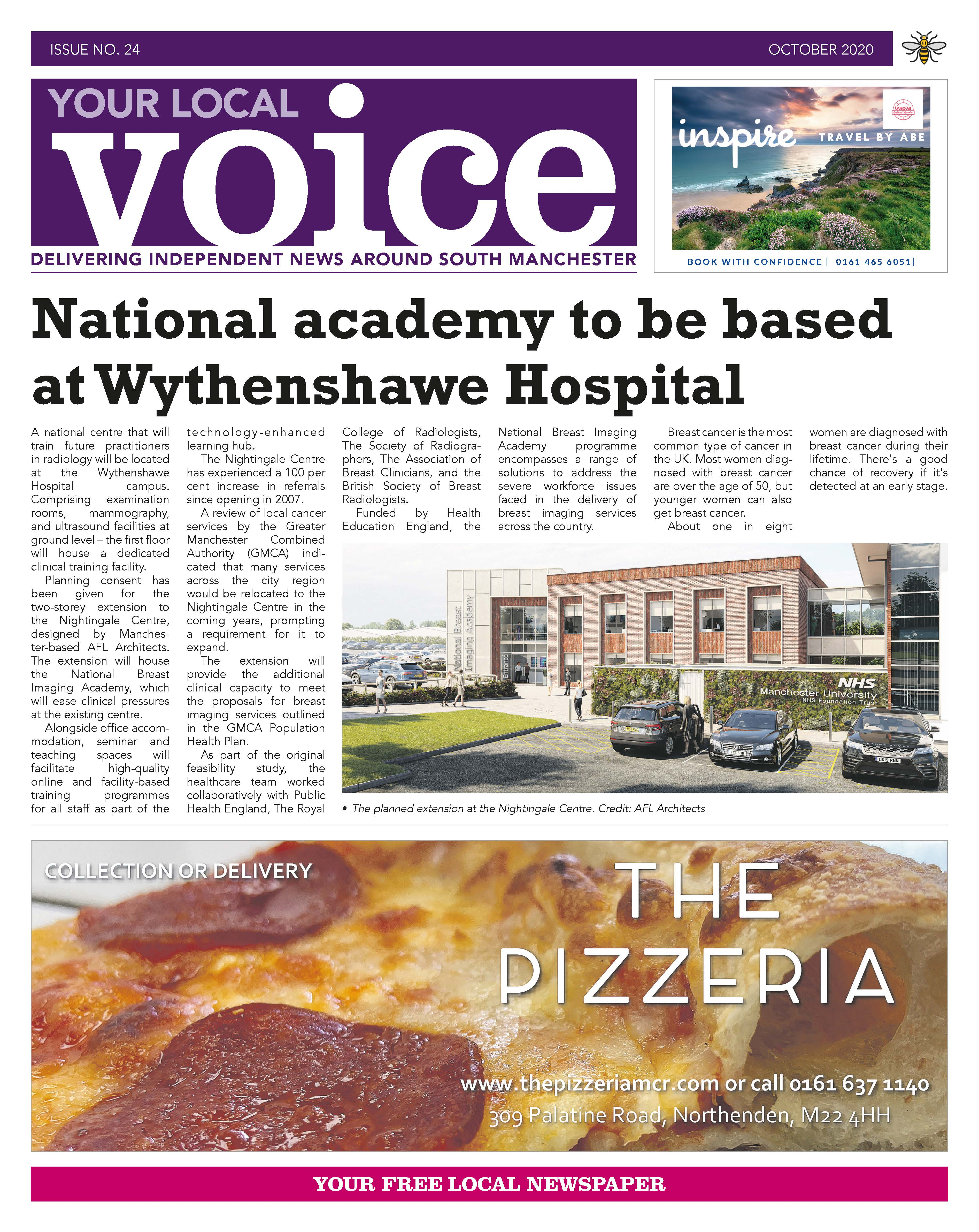 Your Local Voice newspaper issue 24